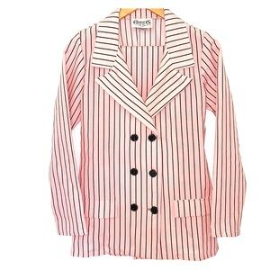 Other - Gangster Mob pink pinstripe suit